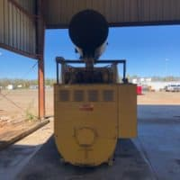 800 kW Generator Set w/ Caterpillar Engine & Skid